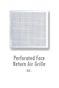 Perforated Face Return Air Grille, Manufacturing, Sunshades, Grilles, Diffusers, Flexible Air Duct, Ceiling Diffusers