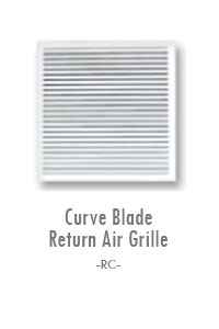 Curve Blade Return Air Grille, Manufacturing, Sunshades, Grilles, Diffusers, Flexible Air Duct, Ceiling Diffusers