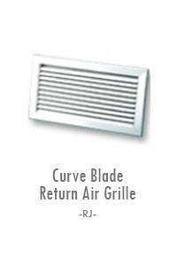 Curve Blade Return Air Grille, Manufacturing, Sunshades, Grilles, Diffusers, Flexible Air Duct, Ceiling Diffusers2