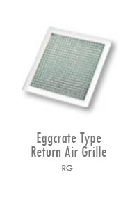 Eggcrate Type Return Air Grille, Manufacturing, Sunshades, Grilles, Diffusers, Flexible Air Duct, Ceiling Diffusers, Supply Air Grilles, Louvers, Jet Diffusers