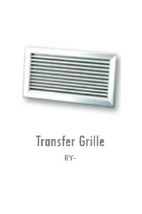 Transfer Grille, Manufacturing, Sunshades, Grilles, Diffusers, Flexible Air Duct, Ceiling Diffusers, Supply Air Grilles, Louvers, Jet Diffusers, Floor Diffusers, Damper