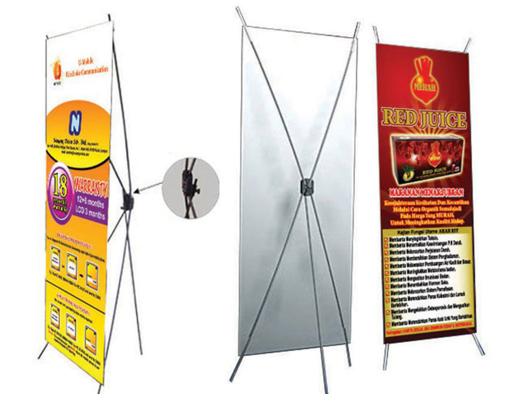 Exhibition Stand Roll Up : Kl kuala lumpur display stand supplier roll up bunting display
