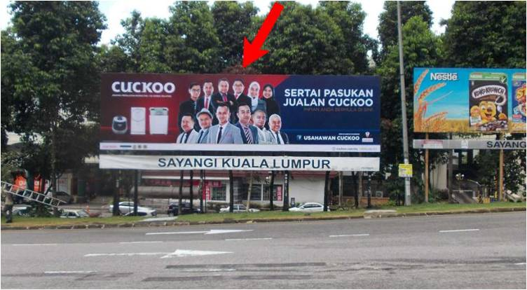 Jalan Gembira, Kuala Lumpur Outdoor Billboard Advertising Agency, Outdoor Billboard Advertising Space for Rent, Outdoor Billboard Ads Slot to Let, Outdoor Billboard Advertisement Rental, Outdoor Billboard Advertising Agency, in Jalan Gembira, Kuala Lumpur,