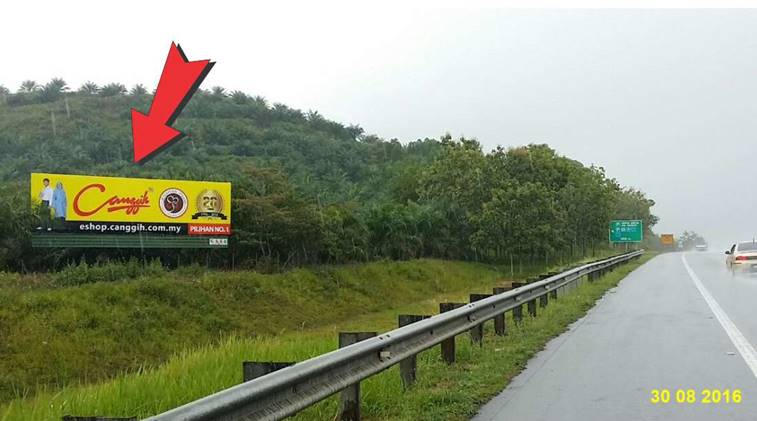 KM53.3 (NB) Simpang Renggam, Johor Outdoor Billboard Advertising Agency, Outdoor Billboard Advertising Space for Rent, Outdoor Billboard Ads Slot to Let, Outdoor Billboard Advertisement Rental, Outdoor Billboard Advertising Agency, in KM53.3 (NB) Simpang Renggam, Johor,