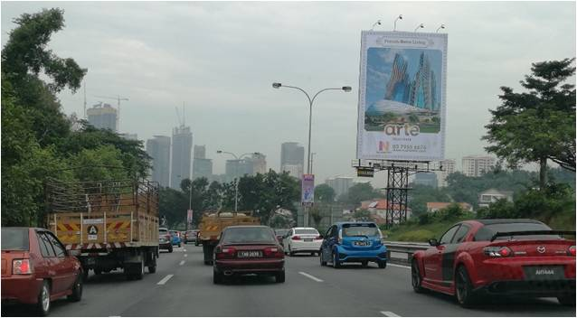 Lebuhraya Timur-Barat, Kuala Lumpur Outdoor Billboard Advertising Agency, Outdoor Billboard Advertising Space for Rent, Outdoor Billboard Ads Slot to Let, Outdoor Billboard Advertisement Rental, Outdoor Billboard Advertising Agency, in Lebuhraya Timur-Barat, Kuala Lumpur,