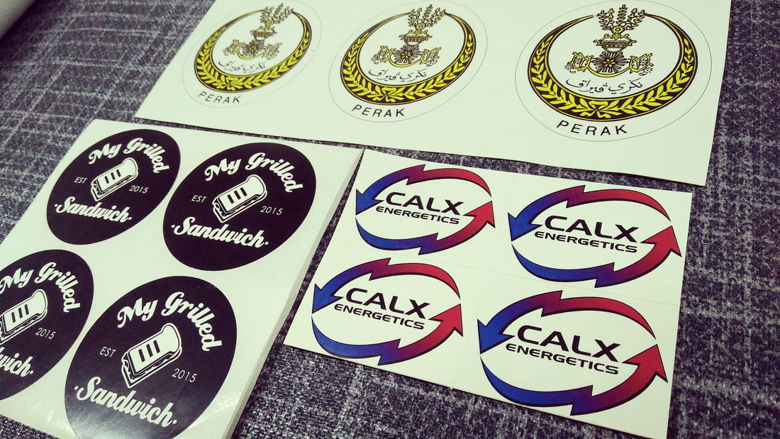 Kl kuala lumpur label sticker custom label stickers printing print product labels sticker