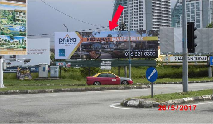 Jalan Datuk Lim Hoe Lek/Jalan Haji Ahmad, Kuantan Outdoor Billboard Advertising Agency, Outdoor Billboard Advertising Space for Rent, Outdoor Billboard Ads Slot to Let, Outdoor Billboard Advertisement Rental, Outdoor Billboard Advertising Agency, in Jalan Datuk Lim Hoe Lek/Jalan Haji Ahmad, Kuantan,