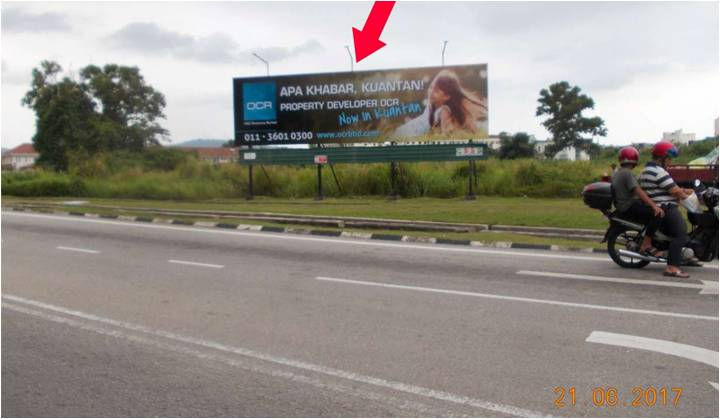 Jalan Hj Junid, Kuantan Outdoor Billboard Advertising Agency, Outdoor Billboard Advertising Space for Rent, Outdoor Billboard Ads Slot to Let, Outdoor Billboard Advertisement Rental, Outdoor Billboard Advertising Agency, in Jalan Hj Junid, Kuantan,