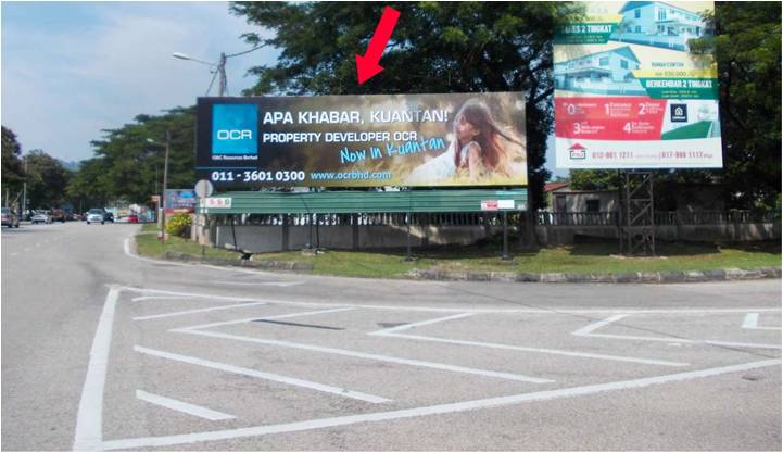 Jalan Datuk Lim Hoe Lek, Petronas Taman Union, Kuantan Outdoor Billboard Advertising Agency, Outdoor Billboard Advertising Space for Rent, Outdoor Billboard Ads Slot to Let, Outdoor Billboard Advertisement Rental, Outdoor Billboard Advertising Agency, in Jalan Datuk Lim Hoe Lek, Petronas Taman Union, Kuantan,