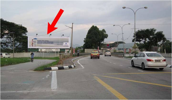 Sungai Kinta/Jalan Raja Musa Aziz – Perak  Outdoor Billboard Advertising Agency, Outdoor Billboard Advertising Space for Rent, Outdoor Billboard Ads Slot to Let, Outdoor Billboard Advertisement Rental, Outdoor Billboard Advertising Agency, in Sungai Kinta/Jalan Raja Musa Aziz – Perak ,