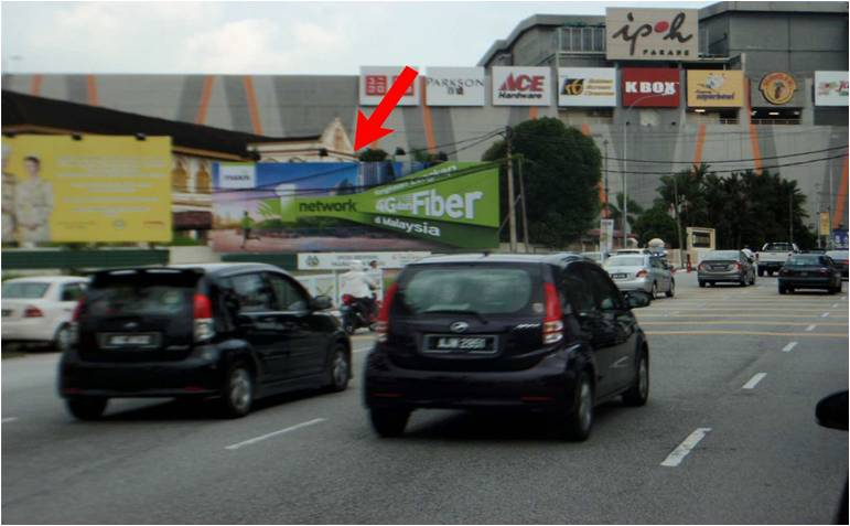 Jalan Sultan Idris Shah ,Ipoh Perak Outdoor Billboard Advertising Agency, Outdoor Billboard Advertising Space for Rent, Outdoor Billboard Ads Slot to Let, Outdoor Billboard Advertisement Rental, Outdoor Billboard Advertising Agency, in Jalan Sultan Idris Shah ,Ipoh Perak,
