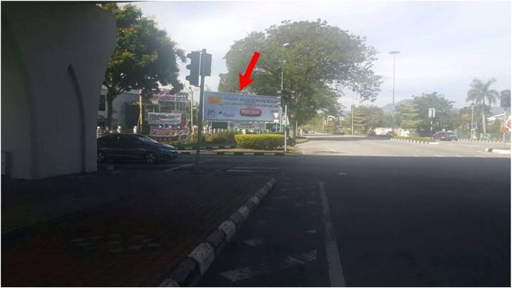 Jalan Raja Dihilir, Ipoh - Perak Outdoor Billboard Advertising Agency, Outdoor Billboard Advertising Space for Rent, Outdoor Billboard Ads Slot to Let, Outdoor Billboard Advertisement Rental, Outdoor Billboard Advertising Agency, in Jalan Raja Dihilir, Ipoh - Perak,