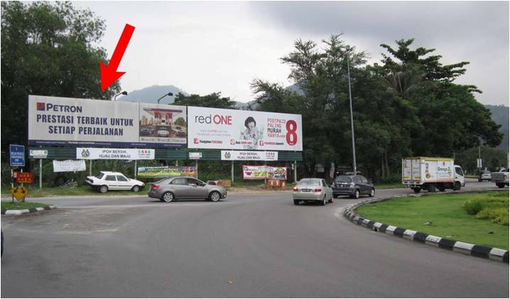 Bulatan Sayong (Bulatan Silibin), Ke Taman Rishah Outdoor Billboard Advertising Agency, Outdoor Billboard Advertising Space for Rent, Outdoor Billboard Ads Slot to Let, Outdoor Billboard Advertisement Rental, Outdoor Billboard Advertising Agency, in Bulatan Sayong (Bulatan Silibin), Ke Taman Rishah,
