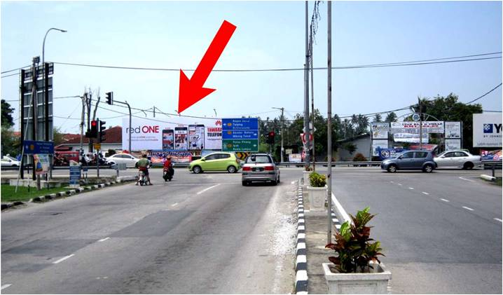 Simpang 3 Jalan Taiping / Parit Buntar Jalan Perusahaan  Outdoor Billboard Advertising Agency, Outdoor Billboard Advertising Space for Rent, Outdoor Billboard Ads Slot to Let, Outdoor Billboard Advertisement Rental, Outdoor Billboard Advertising Agency, in Simpang 3 Jalan Taiping / Parit Buntar Jalan Perusahaan ,