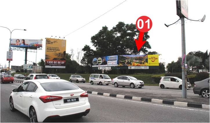Jalan Tasek Ke Jalan Sultan Azlan Shah / Pejabat LGM Outdoor Billboard Advertising Agency, Outdoor Billboard Advertising Space for Rent, Outdoor Billboard Ads Slot to Let, Outdoor Billboard Advertisement Rental, Outdoor Billboard Advertising Agency, in Jalan Tasek Ke Jalan Sultan Azlan Shah / Pejabat LGM,
