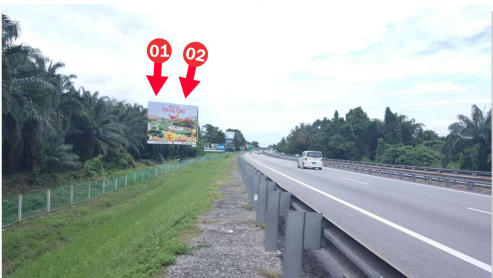 KM222.35(NB), Taiping Perak   Outdoor Billboard Advertising Agency, Outdoor Billboard Advertising Space for Rent, Outdoor Billboard Ads Slot to Let, Outdoor Billboard Advertisement Rental, Outdoor Billboard Advertising Agency, in KM222.35(NB), Taiping Perak