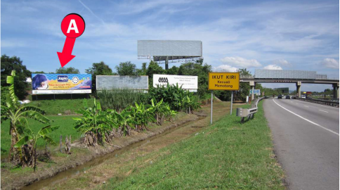 PP 1011: KM125.9(NB)Seberang Prai, Butterworth Penang  Outdoor Billboard Advertising Agency, Outdoor Billboard Advertising Space for Rent, Outdoor Billboard Ads Slot to Let, Outdoor Billboard Advertisement Rental, Outdoor Billboard Advertising Agency, in PP 1011: KM125.9(NB)Seberang Prai, Butterworth Penang ,