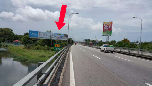 KM145(SB)Seberang Jaya, Penang  Outdoor Billboard Advertising Agency, Outdoor Billboard Advertising Space for Rent, Outdoor Billboard Ads Slot to Let, Outdoor Billboard Advertisement Rental, Outdoor Billboard Advertising Agency, in KM145(SB)Seberang Jaya, Penang ,