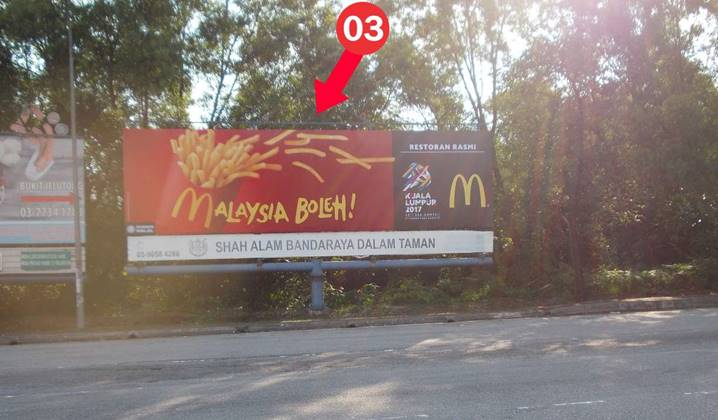 Jalan Sungai Buloh Batu 3/Jalan Subang Lama Outdoor Billboard Advertising Agency, Outdoor Billboard Advertising Space for Rent, Outdoor Billboard Ads Slot to Let, Outdoor Billboard Advertisement Rental, Outdoor Billboard Advertising Agency, in Jalan Sungai Buloh Batu 3/Jalan Subang Lama,