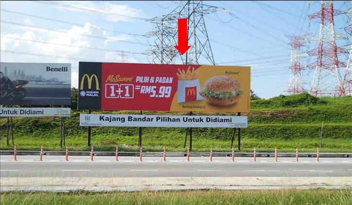 Seksyen 3 roundabout, Bandar Baru Bangi, Selangor Outdoor Billboard Advertising Agency, Outdoor Billboard Advertising Space for Rent, Outdoor Billboard Ads Slot to Let, Outdoor Billboard Advertisement Rental, Outdoor Billboard Advertising Agency, in Seksyen 3 roundabout, Bandar Baru Bangi, Selangor,