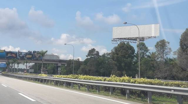 KLIA Highway KM A4.5 Sepang, Selangor Outdoor Billboard Advertising Agency, Outdoor Billboard Advertising Space for Rent, Outdoor Billboard Ads Slot to Let, Outdoor Billboard Advertisement Rental, Outdoor Billboard Advertising Agency, in KLIA Highway KM A4.5 Sepang, Selangor,