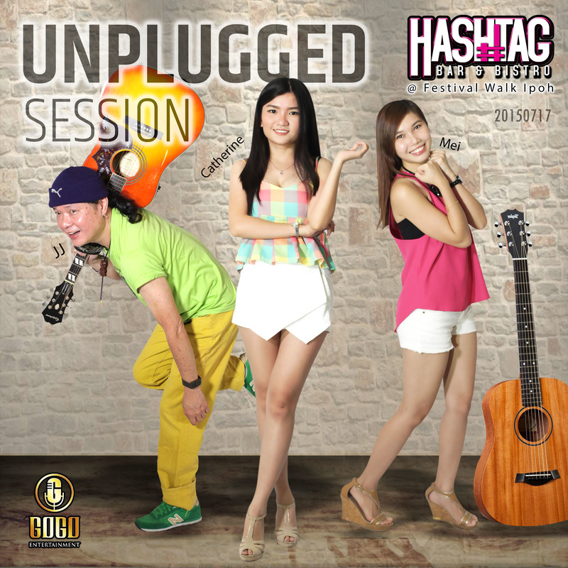 Unplugged Session 20150717, HASHTAG Bar & Bistro, Ipoh Festival Walk, Pub, Entertainment, Night Life, Lounge, Ipoh, Perak, Malaysia