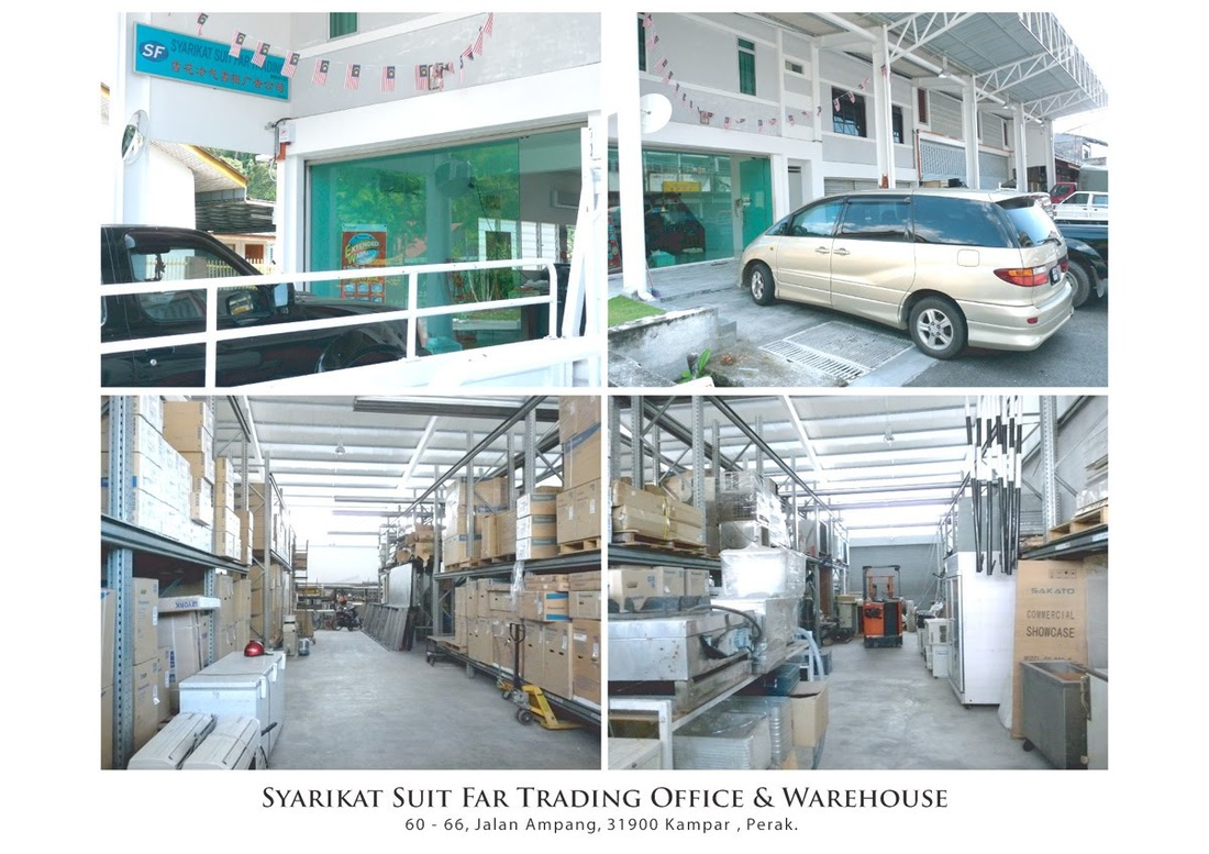 Syarikat Suit Far Trading, Air Cond, Air Con, Air Conditional, Air Conditioner, Air Conditioning System, Air Duct, Air Cooler, Sale, Service, Residential, Commercial, Hotel, Office, Retail, Hospital, School, Kampar, Ipoh, Perak, Malaysia