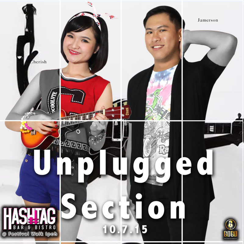 Unplugged Session 20150710, HASHTAG Bar & Bistro, Ipoh Festival Walk, Pub, Entertainment, Night Life, Lounge, Ipoh, Perak, Malaysia