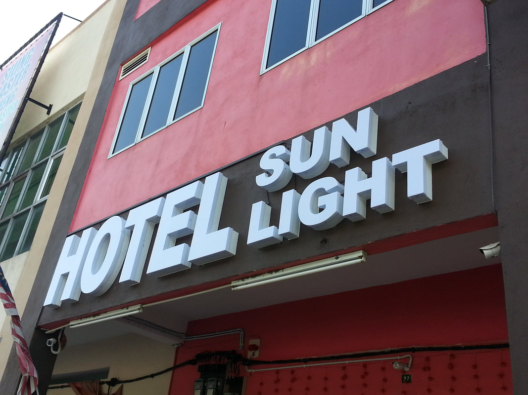 KL Kuala Lumpur LED 3D Letters Sign Maker, LED Light 3D Channel Letters Signboard Company, LED Lighting 3D Box Up Signage Supplier, in KL Kuala Lumpur,