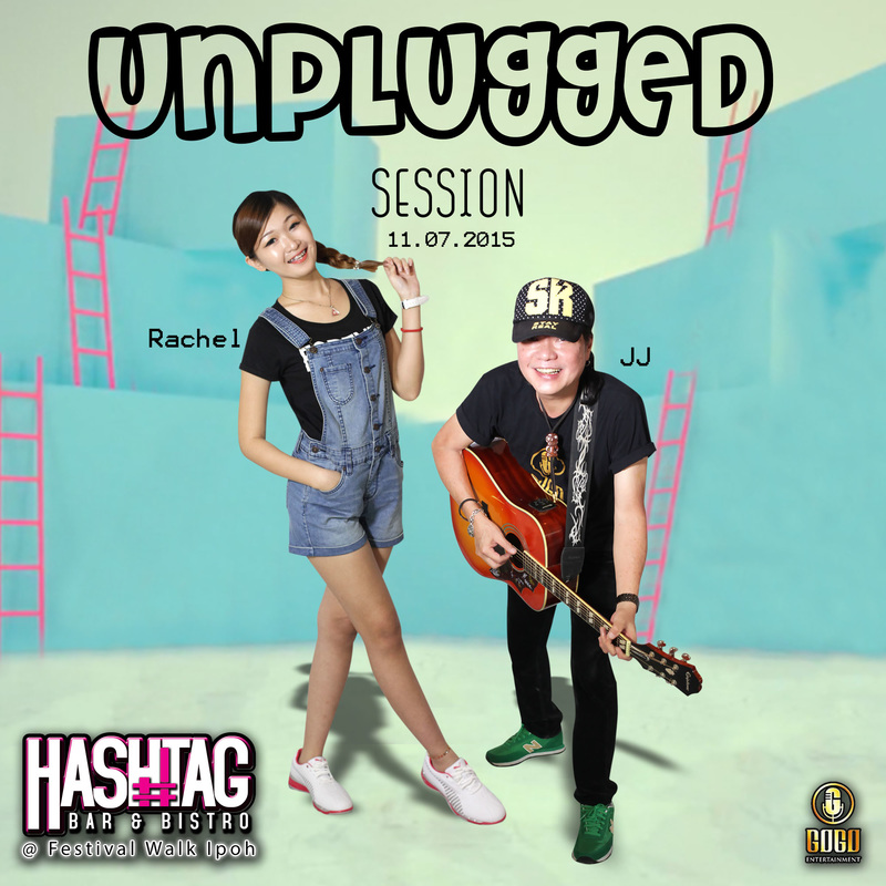 Unplugged Session 20150711, HASHTAG Bar & Bistro, Ipoh Festival Walk, Pub, Entertainment, Night Life, Lounge, Ipoh, Perak, Malaysia