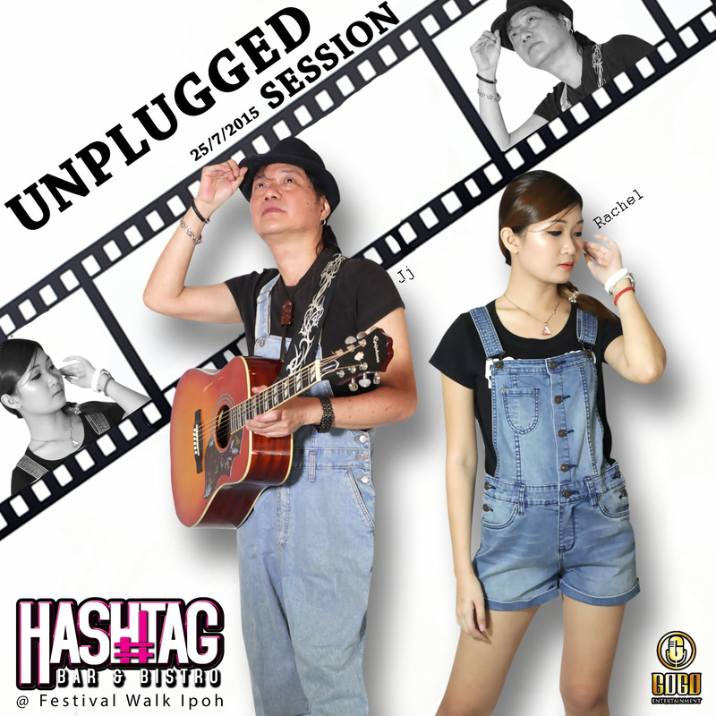 Unplugged Session 20150725, HASHTAG Bar & Bistro, Ipoh Festival Walk, Pub, Entertainment, Night Life, Lounge, Ipoh, Perak, Malaysia