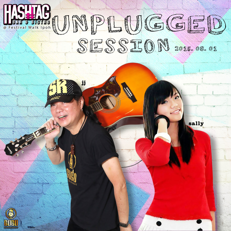 Unplugged Session 20150801, HASHTAG Bar & Bistro, Ipoh Festival Walk, Pub, Entertainment, Night Life, Lounge, Ipoh, Perak, Malaysia