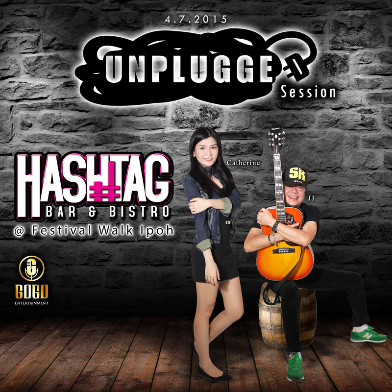 Unplugged Session 20150704, HASHTAG Bar & Bistro, Ipoh Festival Walk, Pub, Entertainment, Night Life, Lounge, Ipoh, Perak, Malaysia