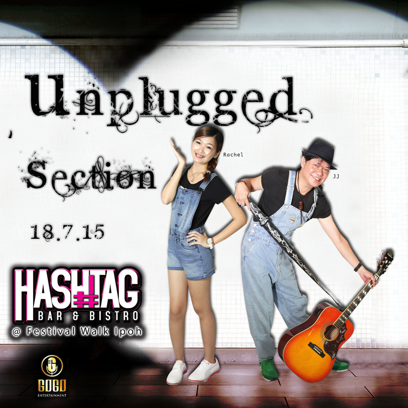 Unplugged Session 20150718, HASHTAG Bar & Bistro, Ipoh Festival Walk, Pub, Entertainment, Night Life, Lounge, Ipoh, Perak, Malaysia