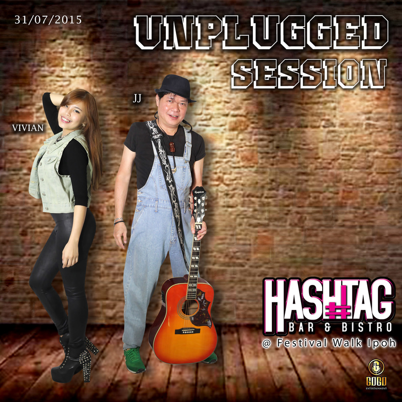 Unplugged Session 20150731, HASHTAG Bar & Bistro, Ipoh Festival Walk, Pub, Entertainment, Night Life, Lounge, Ipoh, Perak, Malaysia