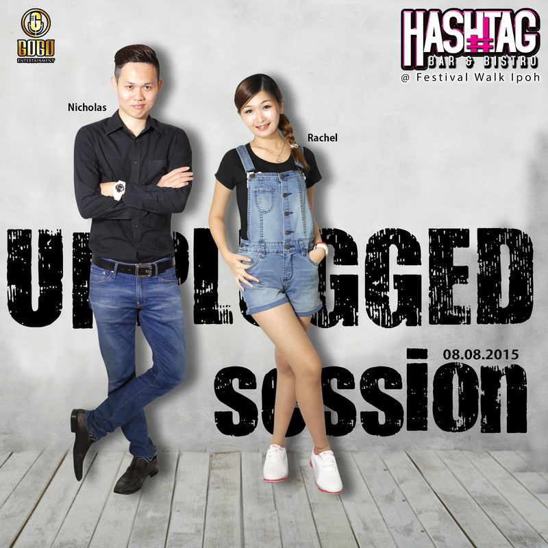 Unplugged Session 20150808, HASHTAG Bar & Bistro, Ipoh Festival Walk, Pub, Entertainment, Night Life, Lounge, Ipoh, Perak, Malaysia