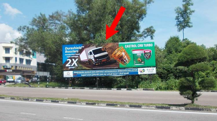 Jalan Permas Jaya Utara, Permas Jaya JB, Johor Outdoor Billboard Advertising Agency, Outdoor Billboard Advertising Space for Rent, Outdoor Billboard Ads Slot to Let, Outdoor Billboard Advertisement Rental, Outdoor Billboard Advertising Agency, in Jalan Permas Jaya Utara, Permas Jaya JB, Johor,