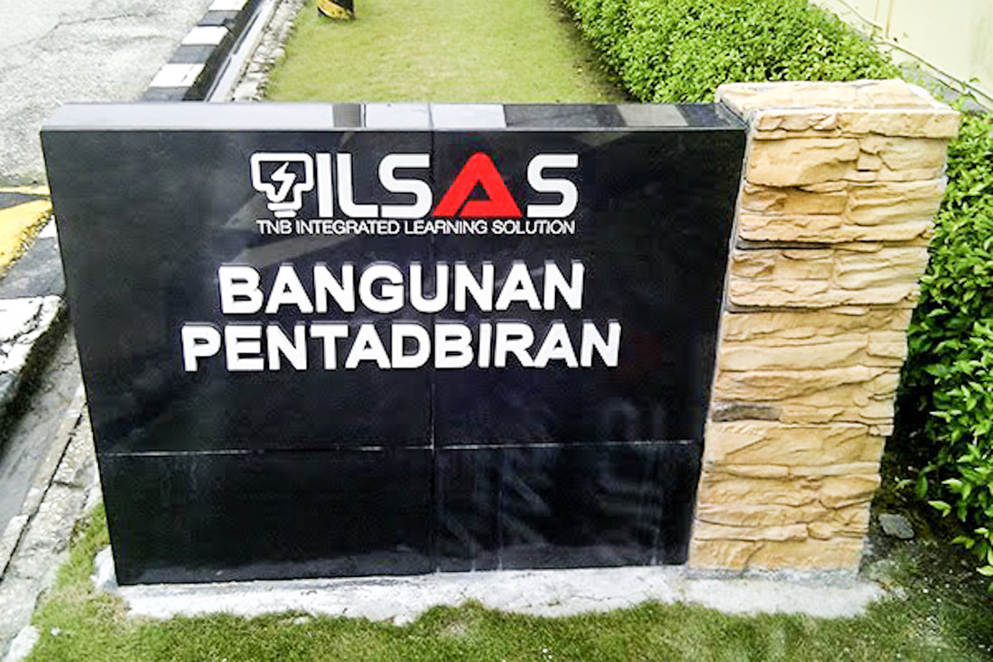 KL Kuala Lumpur Pudu, 3D Box Up Sign, 3D Channel Letters Signboard, 3D Letters Signage, Signboard Company, Sign Maker, Signage Contractor