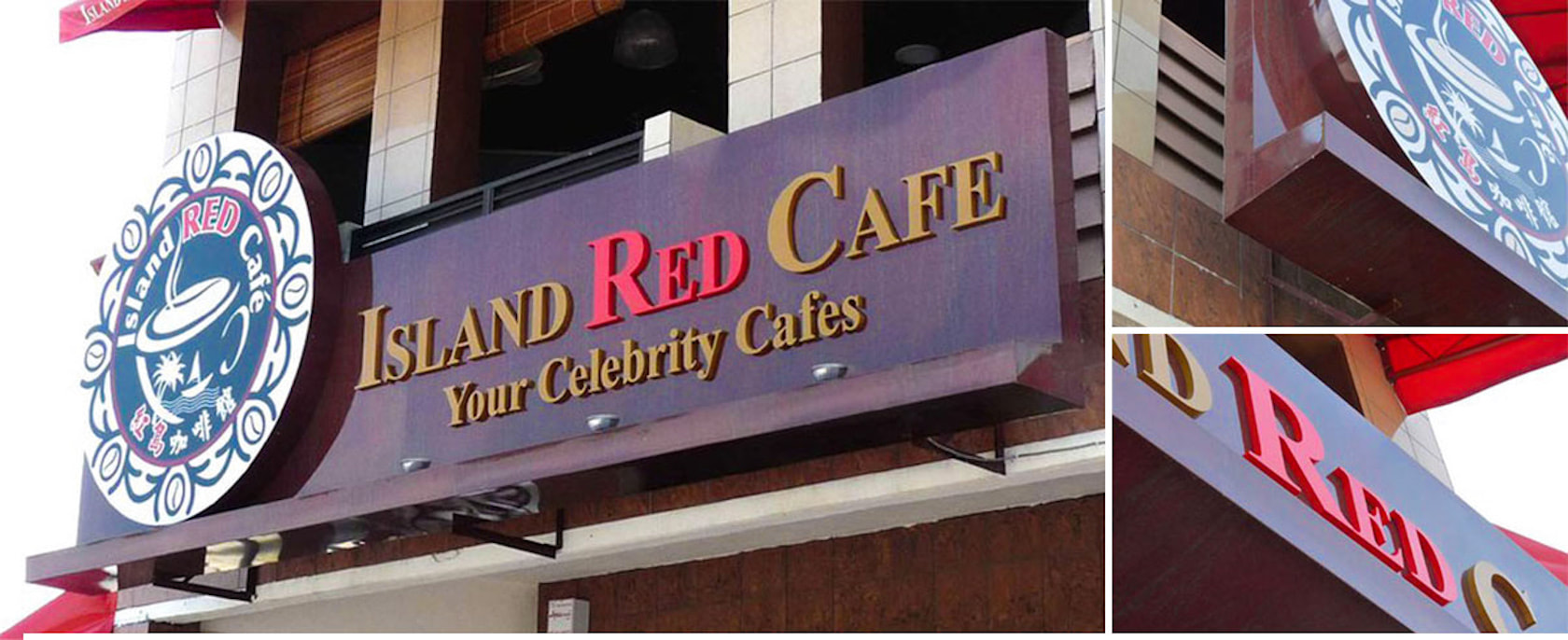 KL Kuala Lumpur, 3D Box Up Sign, 3D Channel Letters Signboard, 3D Letters Signage, Signboard Company, Sign Maker, Signage Contractor