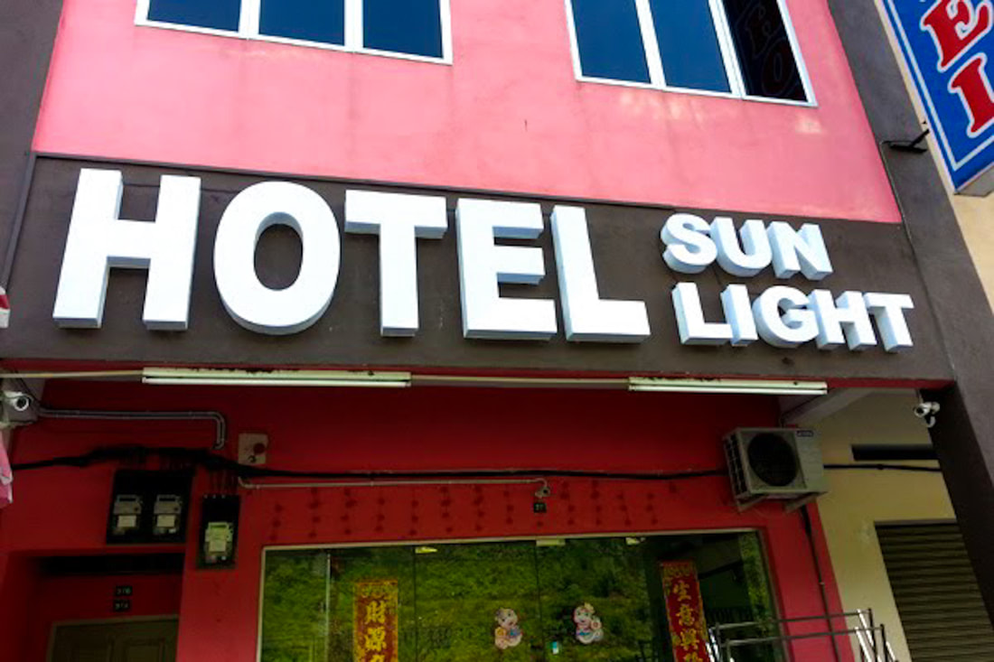 ​KL Kuala Lumpur, LED Sign, LED 3D Box Up Letters Signboard, LED Channel Letters Sign, Signboard Company, Sign Maker, Signage Contractor