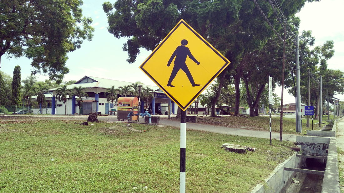 KL Kuala Lumpur Traffic Sign, Road Sign, Street Sign, Safety Sign, Direction Sign, Construction Sign