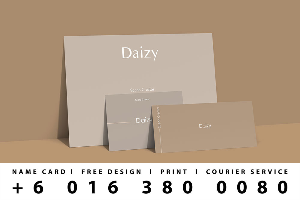 Name Card Design Business Card Design