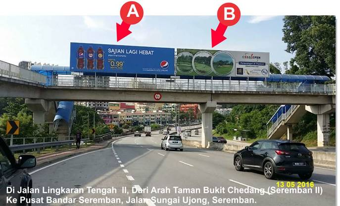 Jln Baru Lingkaran Tengah II, Seremban, N9 Outdoor Billboard Advertising Agency, Outdoor Billboard Advertising Space for Rent, Outdoor Billboard Ads Slot to Let, Outdoor Billboard Advertisement Rental, Outdoor Billboard Advertising Agency, in Jln Baru Lingkaran Tengah II, Seremban, N9,
